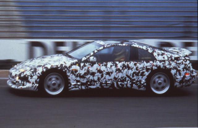 Rinspeed Nissan 300 ZX Speed-Art