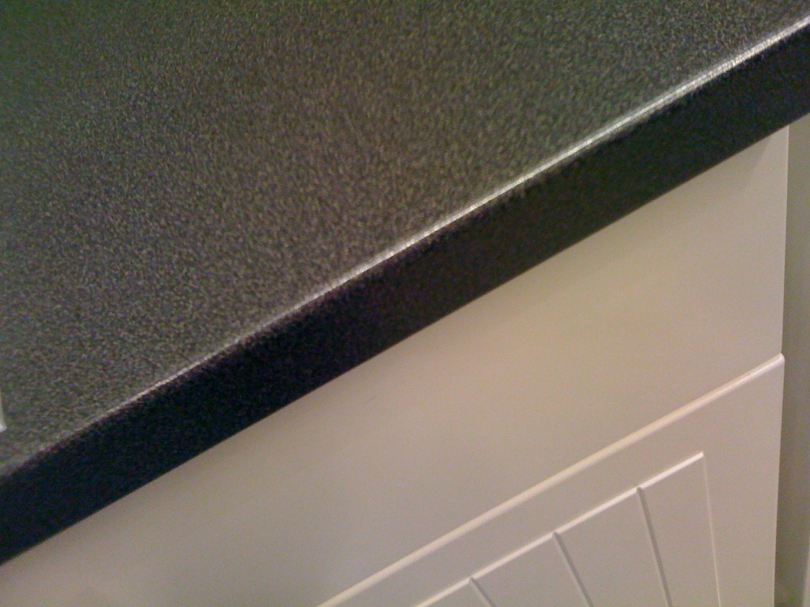 Black Laminate Kitchen Countertops