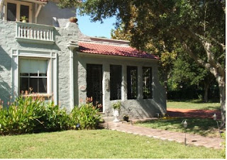Historic Homes In Florida 1928 Lakefront Revival Home For