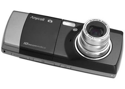 samsung B600 10 megapixel phone