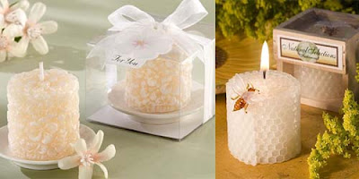 Wedding Favors Candles Ideas Jpg