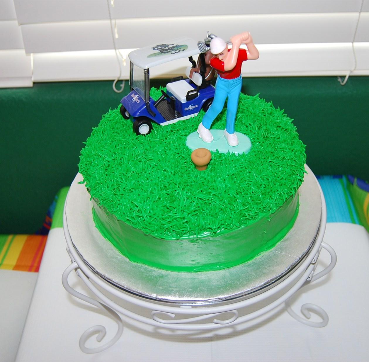 Super Dad Birthday Cake - CakeCentral.com   Dad Cakes