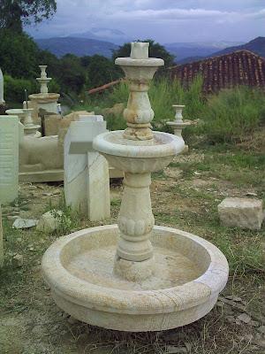 Constenla arte en piedra fuentes clasicas - Fuentes de piedra antiguas ...