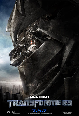 megatron poster big pictures