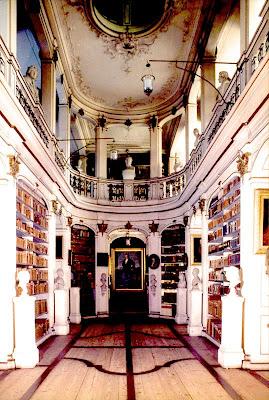 coimbra portugal bibliothèque