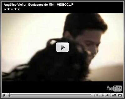 Videoclip Angélico Vieira Gostasses de Mim