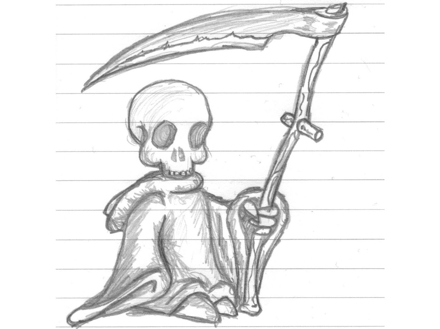 Design-88: Lil Grim Reaper