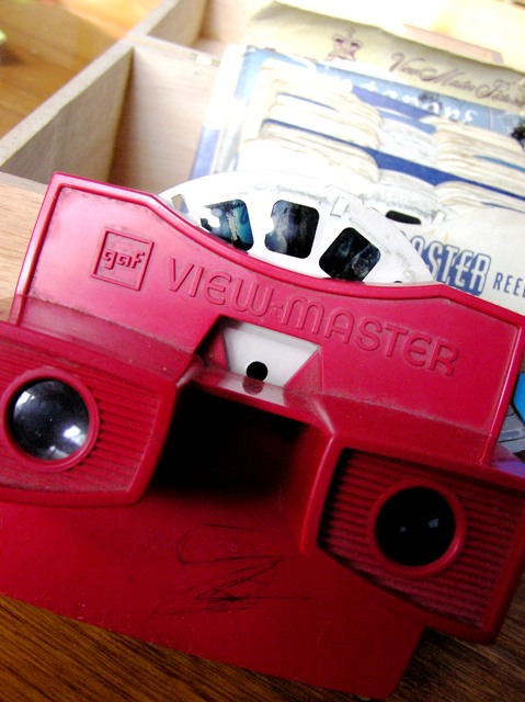 View Master brilliance...