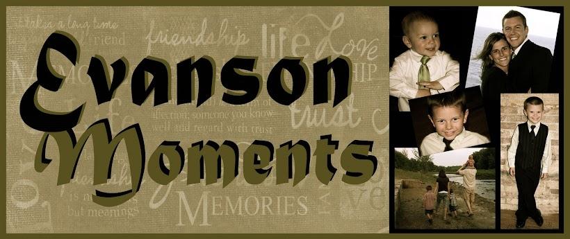 The Evanson Family