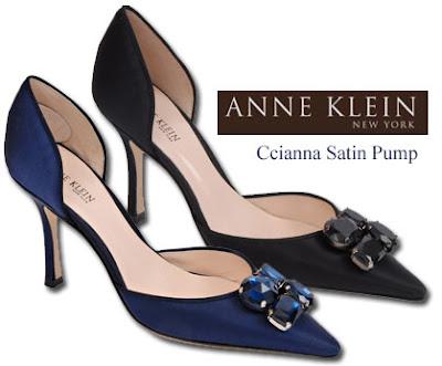 Anne klein fetish shoes