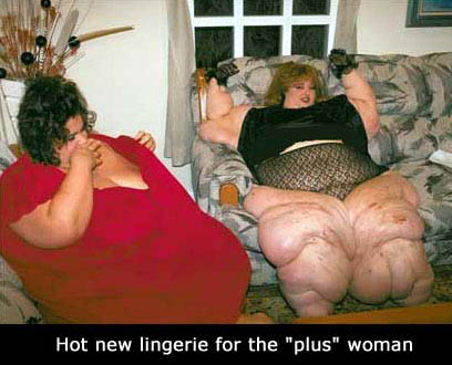 Fat People Lingerie 110