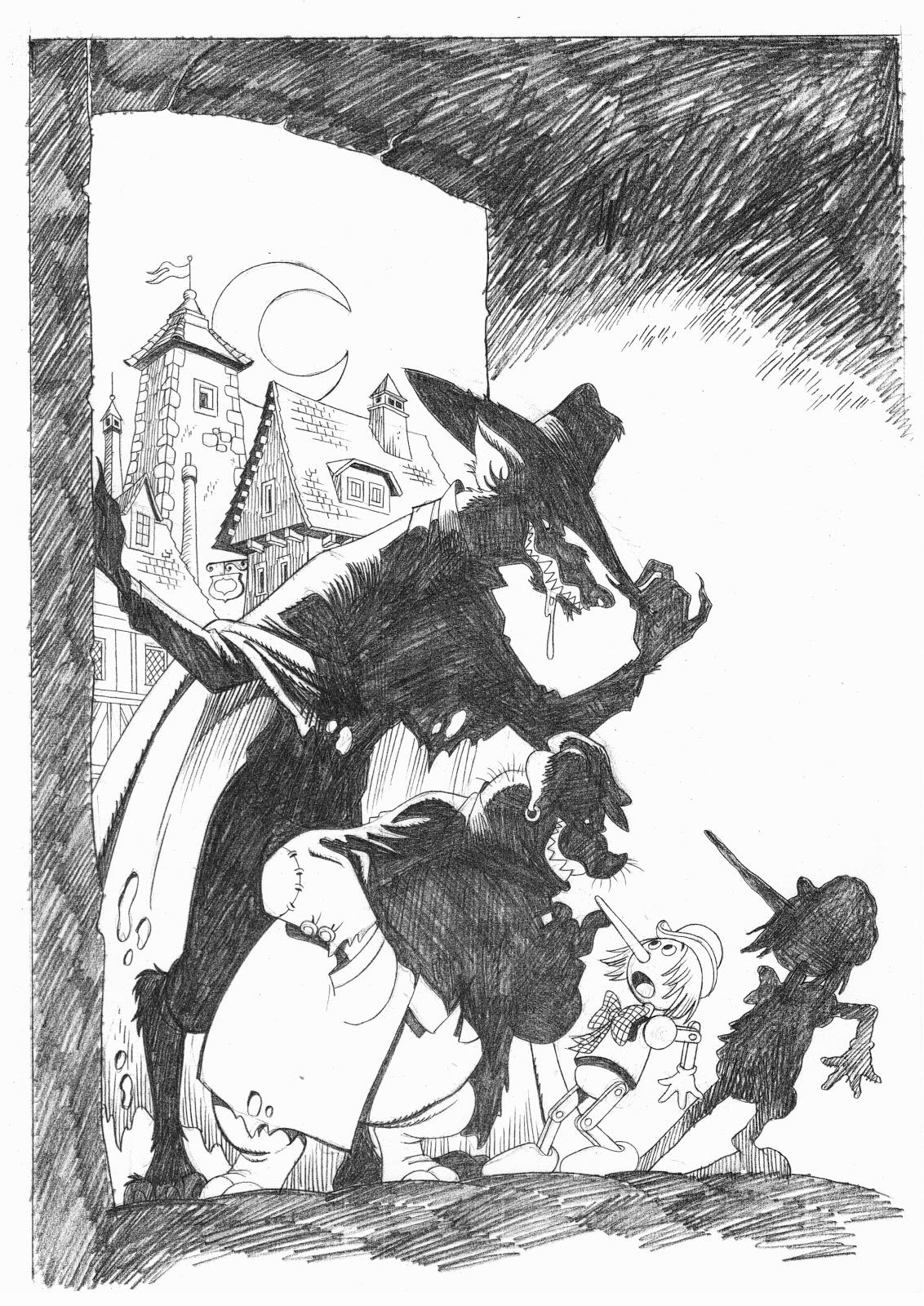 José A. González (dibujante cómics): CUENTOS E ILUSTRACIONES
