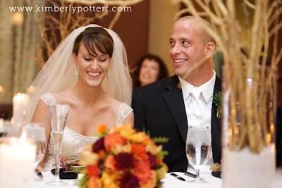 Suzie + David – Fabulous Fall Wedding!