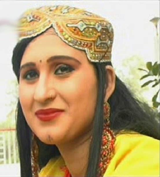 The Best Artis Collection: Pashto Drama Actress Saba Gul