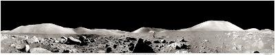 Proof Stanley Kubrick Filmed Fake Moon Footage Moonpan_apollo17_big