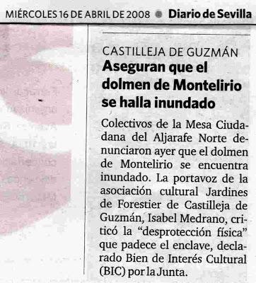 Plataforma ciudadana valencina habitable abril 2008 for Villas que fundo nuno de guzman