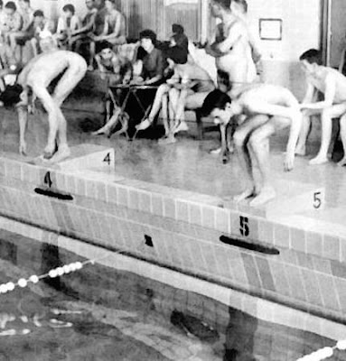 naked girls swimming team