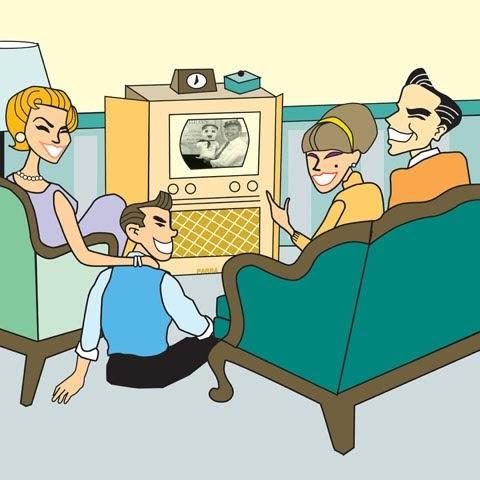 Sw Parra Designs How We Watch Tv