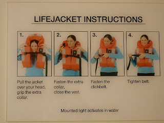 HOW TO WEAR A LIFEJACKET