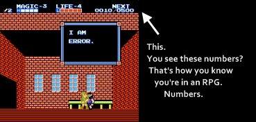 10,000 Turnips: Replaying Zelda II 10 Years Later: Your