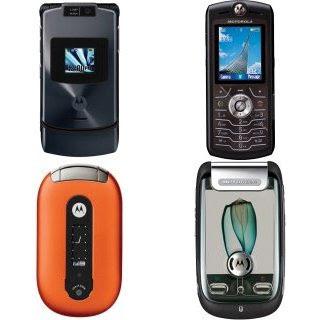 Motorola V320 Cell Phone Specification