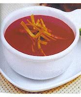 como preparar sopa de betabel
