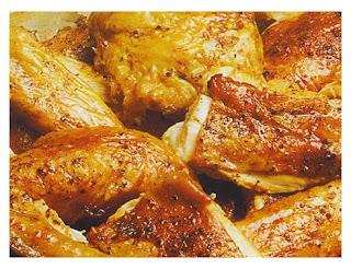 como preparar pollo ahumado