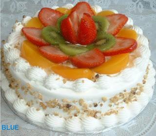 Como se hace un pastel