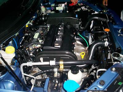 LYN Proton Saga BLM Club V4