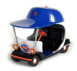 NY Mets' Official Car