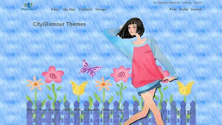 cutie girl theme