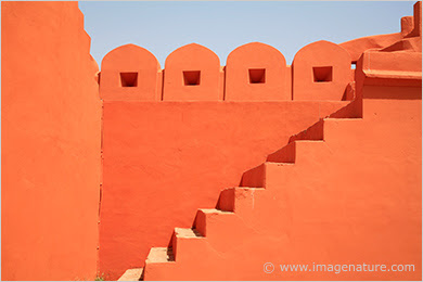 Jaigarh Fort, Jaipur, Rajasthan, India<br />