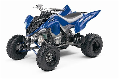 only bikes: YAMAHA RAPTOR ATV 450