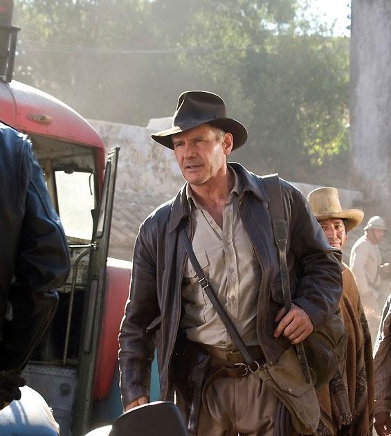 Electronic Cerebrectomy: Indiana Jones