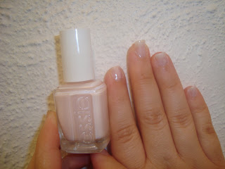 Beautyswot Essie Nail Polish Ballet Slippers