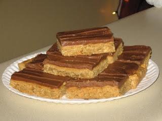 Mel S Kitchen School Lunch Peanut Butter Bars