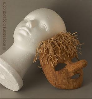 Pinocchio Mask