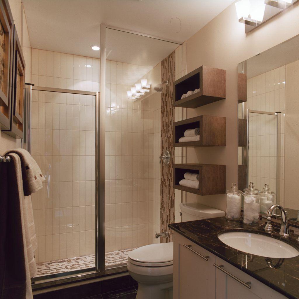 Kitchen And Bath Ideas: Condo Bathroom On Pinterest