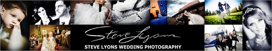 Steve Lyons Wedding Photography