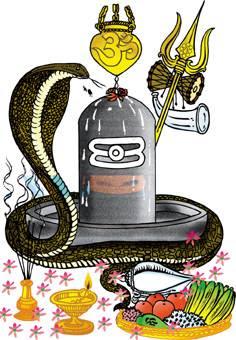 Supernatural Shiva Linga