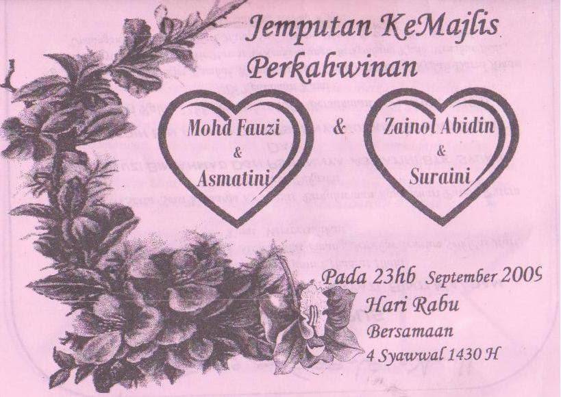 Adakah Anda Bermasalah Dengan Pc Order Kad Kahwin Untuk Anda Untuk Adik Untuk Abang Untuk Kakak Untuk Anak Anak Kesayangan Atau Orang2 Yang Memerlukannya