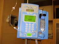 IV monitor