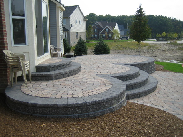 Brick Pavers,Canton,Ann Arbor,Plymouth,Patio,Patios,Repair ... on Brick Paver Patio Designs id=65915