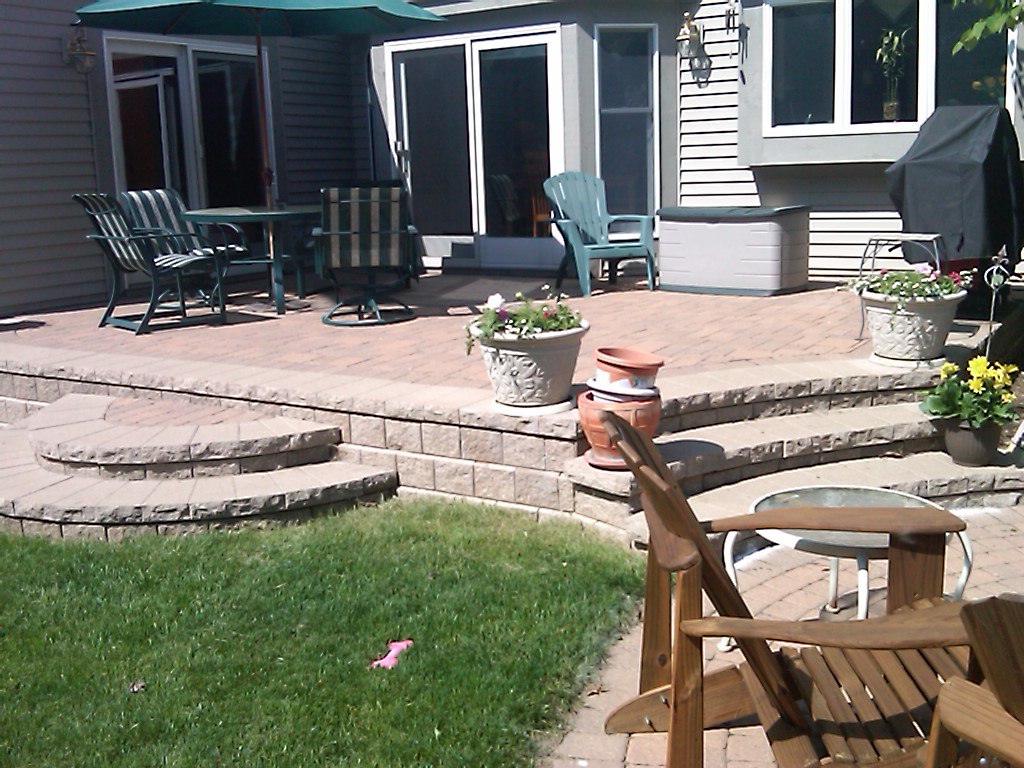 Brick Pavers,Canton,Ann Arbor,Plymouth,Patio,Patios,Repair ... on Brick Paver Patio Designs id=36319