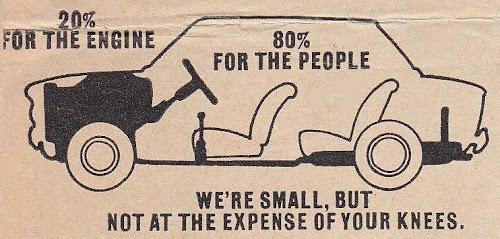 Fiat 128 Advertisement
