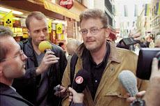 Mer eller mindre skrämmande minnen från politiken...