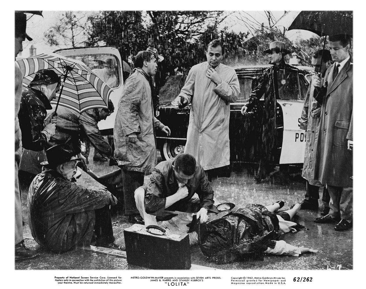 Stanley Kubrick Deserving Of Worship Lolita 1962 Film