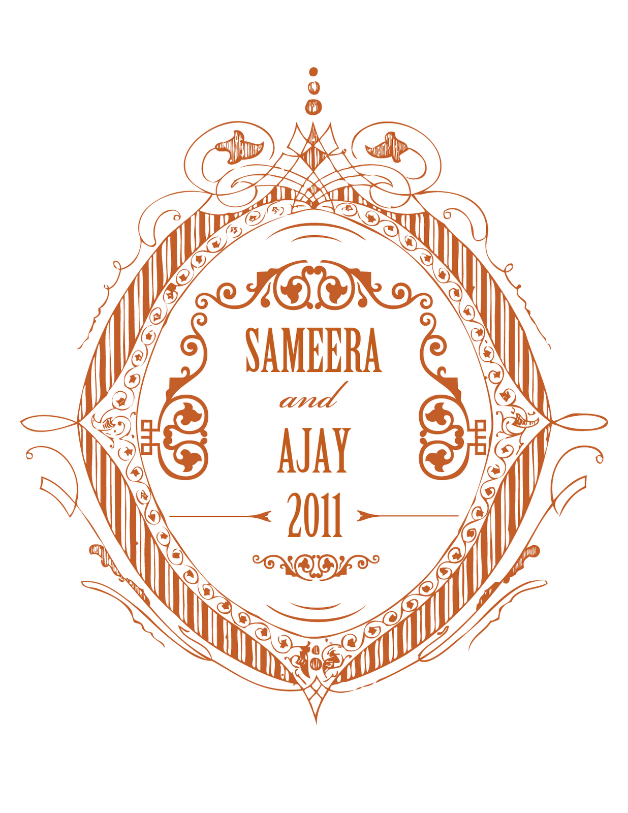 indian wedding logo  joy studio design gallery  best design