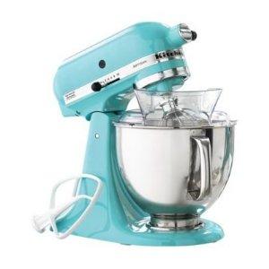 Turquoise Kitchen Aid Appliances