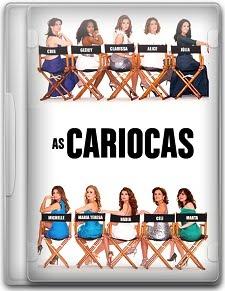 Capa As Cariocas – 1ª Temporada Completa – HDTV